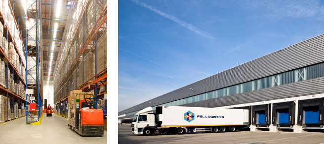 PBL Logistics Warehousing